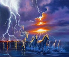 Jim Warren. Living lightning.